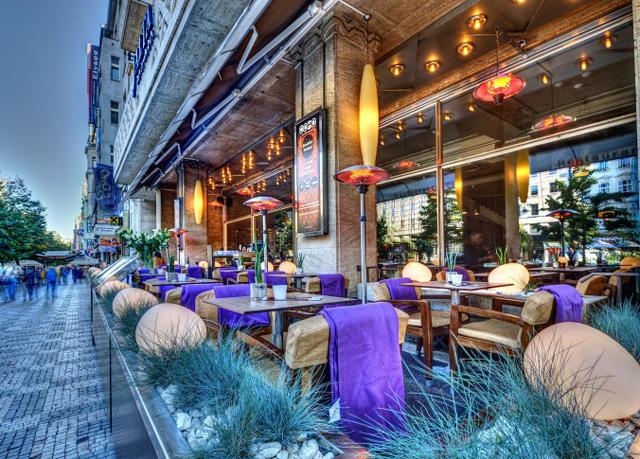 Jalta boutique hotel czech republic for Luxury boutique hotels prague