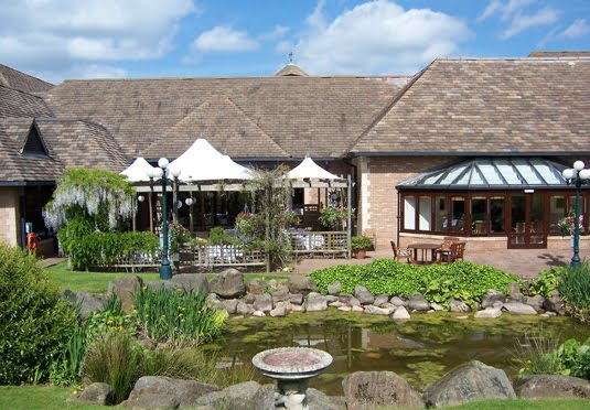 Afternoon Tea At Kettering Park Hotel