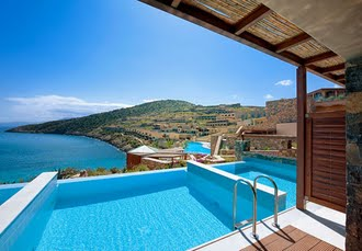 Best available online rate Holiday cottages with private swimming pool