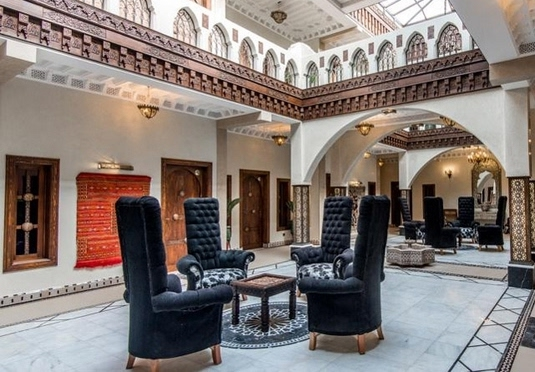 Hotel ryad art place save up to 70 on luxury travel for The hidden place hotel