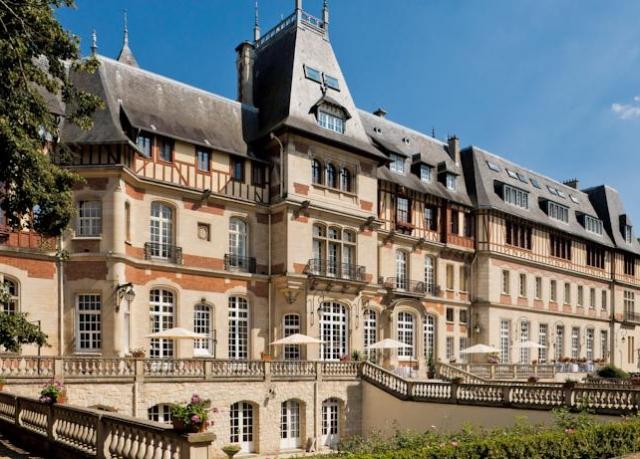Chateau de Montvillargenne (FranceGouvieux) - May 20Hotel