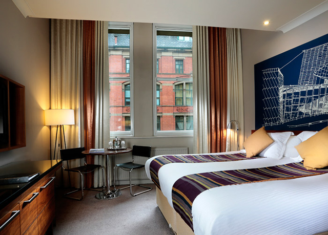 Townhouse Manchester Classic Double Room