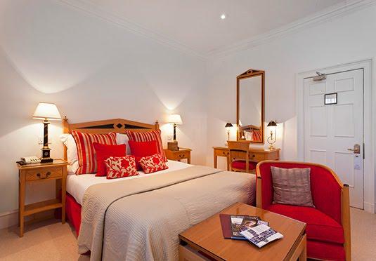 Rowton Hall Hotel Spa