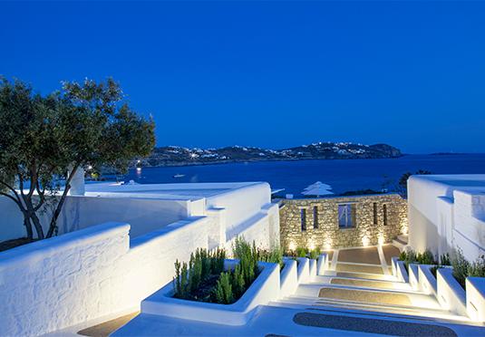 De light mykonos save up to 70 on luxury travel for Design boutique hotel mykonos