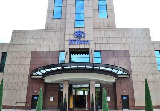 Hilton Hotel Glasgow Ocean Spa