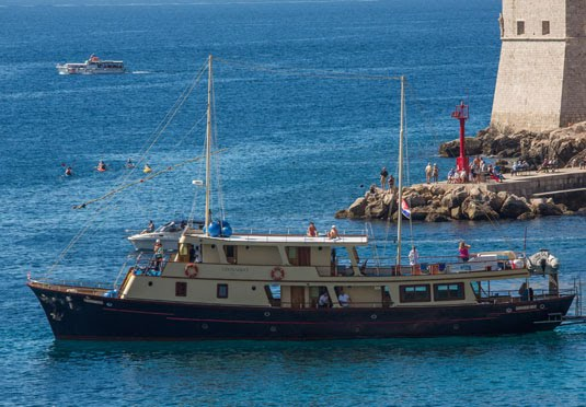 Dalmatian Coast Cruise  Save Up To 70 On Luxury Travel  Telegraph Travel H