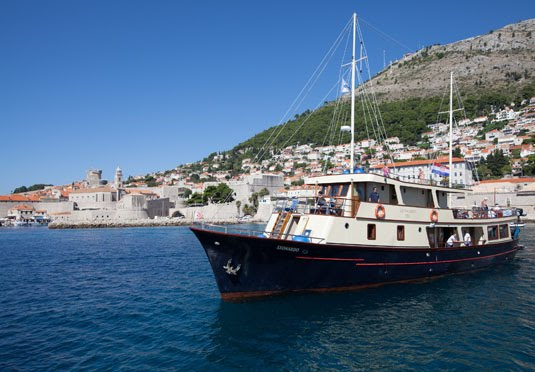 Dalmatian Coast Cruise  Save Up To 70 On Luxury Travel  Telegraph Travel H