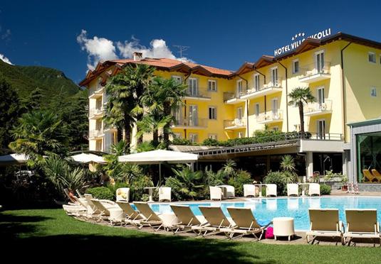 Villa Nicolli Hotel Lake Garda Italy