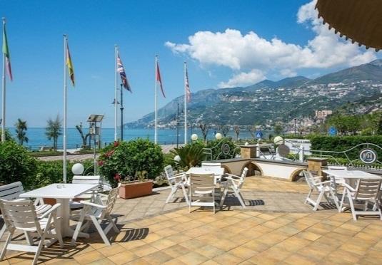 Scenic Amalfi Coast break with optional Pompeii & Vesuvius