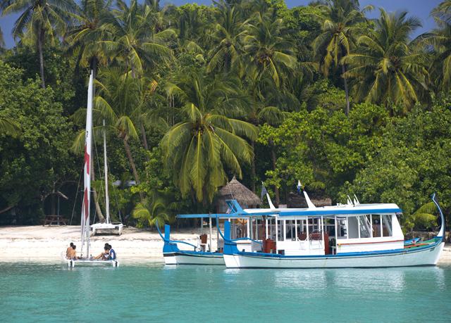 Filitheyo Island Resort Maldives Seven Or  Nights