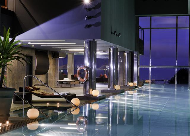 Gran hotel la florida save up to 70 on luxury travel - Spa aguas de barcelona ...