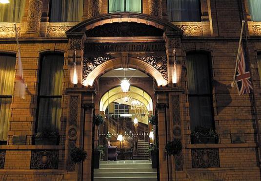 Club Room Quebecs Leeds