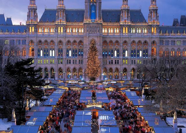 Vienna Christmas market break | Save up to 70% on luxury travel ...