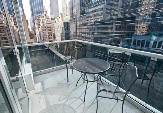The gotham hotel save up to 70 on luxury travel for New york balcony