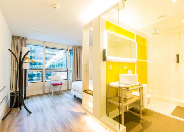 Qbic hotel sparen sie bis zu 70 auf luxusreisen for Designhotel niederlande