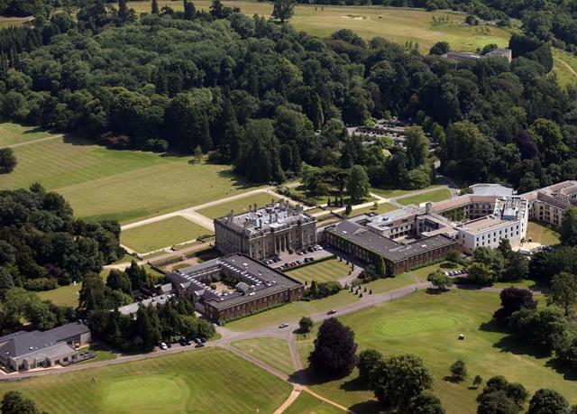 Heythrop Park Spa Oxfordshire