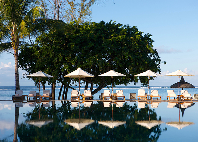 Hotel Outrigger Beach Resort Mauritius Inklusive
