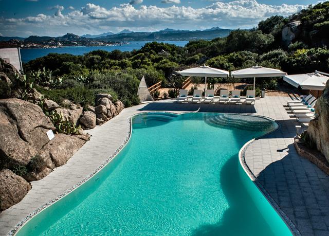 Grand Hotel Resort Ma Ma La Maddalena Sardinien