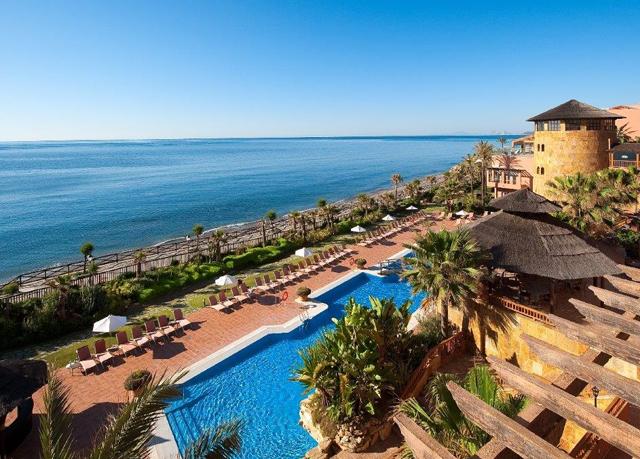 Grand Hotel Estepona Andalusien