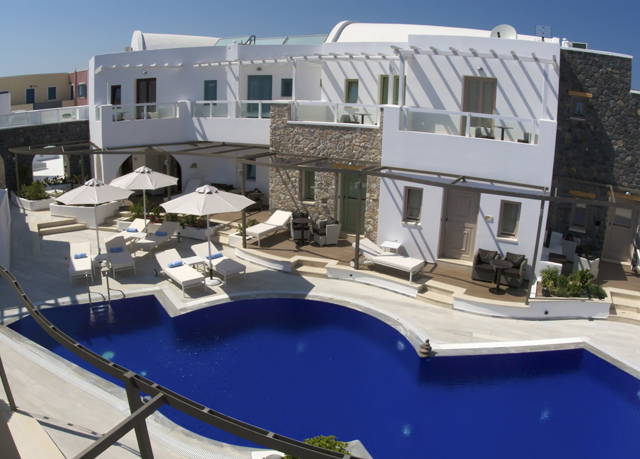 5 santorini holiday save up to 60 on luxury travel for Nearest 5 star hotel