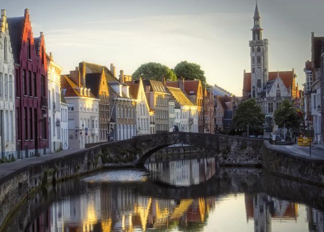 Grand Hotel Casselbergh  Brugge Belgien
