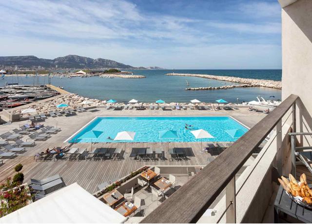 Pullman Marseille Palm Beach Marseille France