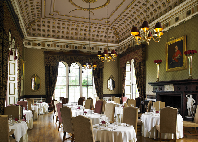 Swinton park save up to 70 on luxury travel secret for Best restaurants with rooms yorkshire