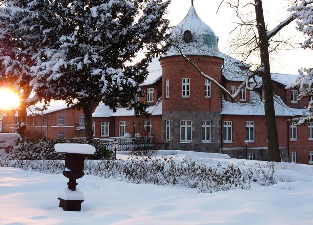 Hotel Schloss Basthorst Crivitz Mecklenburg Vorpommern Deutschland