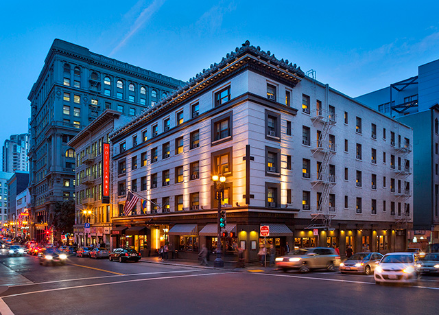 Trendy Boutique Hotel In Downtown San Francisco