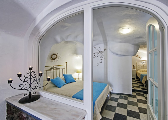 five seven or ten nights in a cave hotel in oia with breakfast a suite all travel and extras - Cave Hotel Santorini