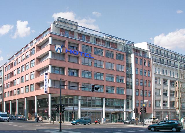 Winters Hotel Berlin Mitte Am