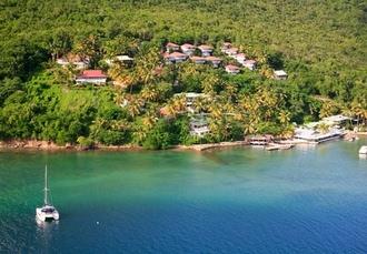 Marigot Beach Club & Dive Resort, St Lucia, Caribbean - save 56%