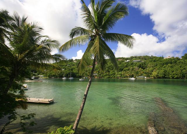Marigot Beach Club And Dive Resort St Lucia