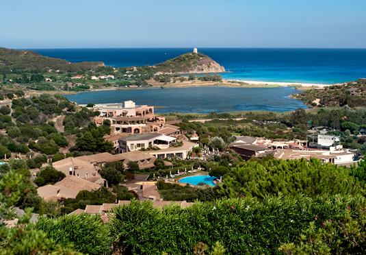 Luxury Sardinia Beach Holiday