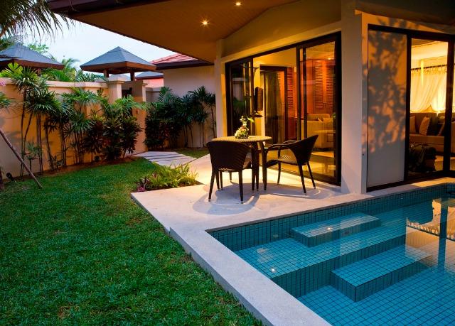 Dewa Nai Yang Beach Resort Pool Villa