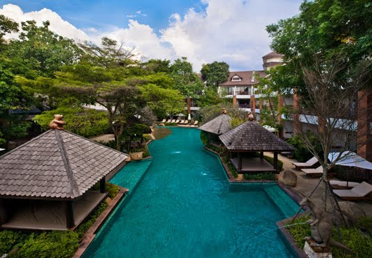 Woodlands Hotel Resort Pattaya Thailand