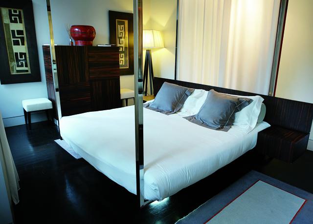 The gray hotel sparen sie bis zu 70 auf luxusreisen for Grey hotel milano