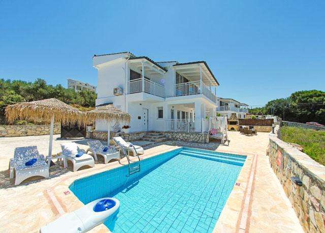 Zante Villa Holidays With Flights
