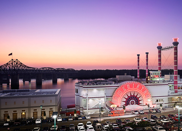 New casino in baton rouge