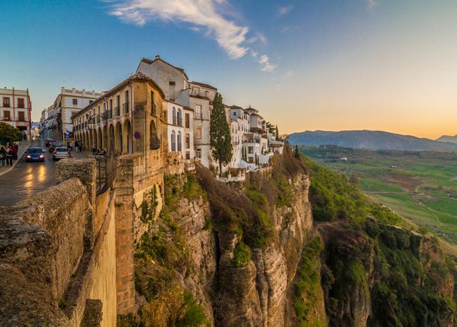 8 Tage Rundreise Amp Strandurlaub In Andalusien Sparen Sie