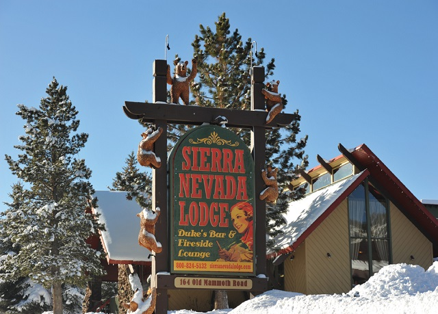 Sierra nevada resort spa save up to 70 on luxury - Hotel lodge sierra nevada ...