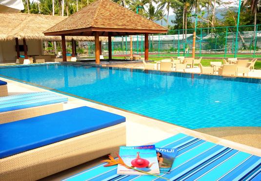 Samui Beach Village - Koh Samui Villas on Beachfront Resort