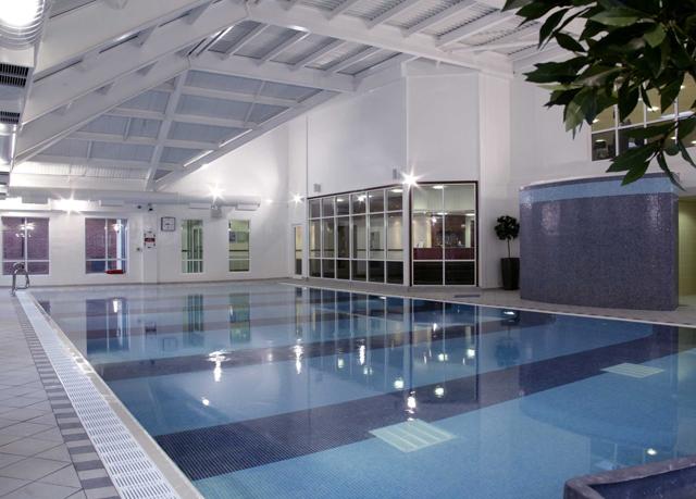 Mercure Brandon Hall Hotel Spa Treatments