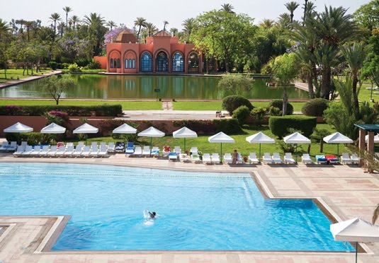 Pullman Marrakech Palmeraie Resort And Spa All Inclusive