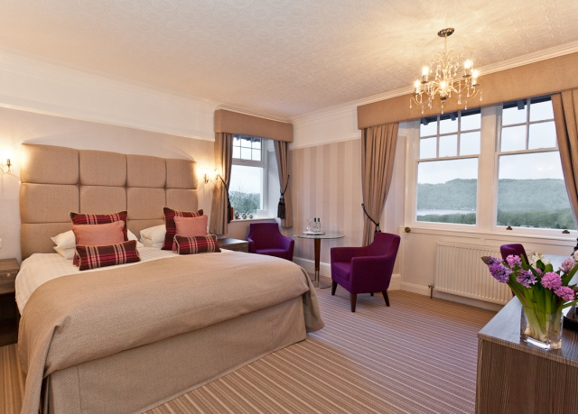Hillthwaite House Hotel Occasion Room