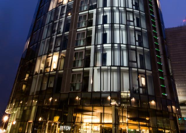 Urban Villa Hotel Brentford London