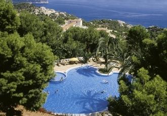 Maritim Hotel Galatzó, Hillside Mallorca hotel on Spain
