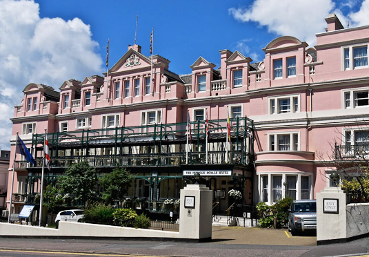The Norfolk Royale Hotel Bournemouth