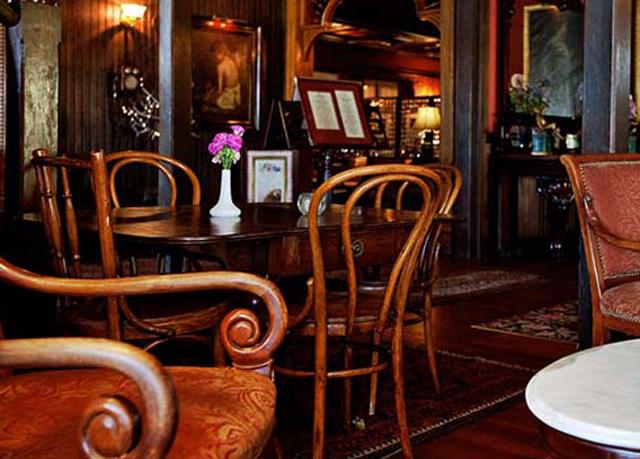 Mendocino Hotel Luxury Garden Room