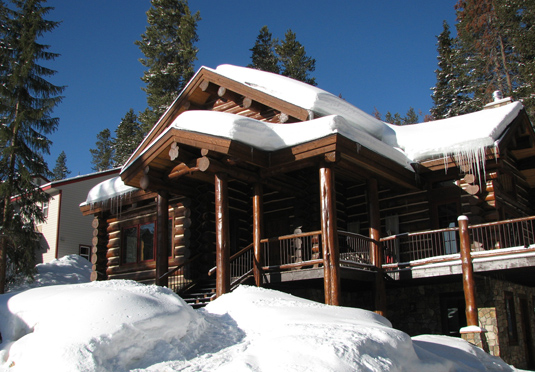 Luxury colorado ski holiday save up to 60 on luxury for Winter park colorado cabins